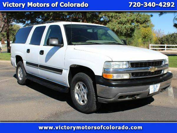 2004 *Chevrolet* *Suburban* 1500 4WD - Over 500 Vehicles to Choose Fro