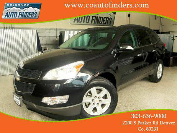 2011 *Chevrolet* *Traverse* LT AWD - Call or TEXT! Financing Available