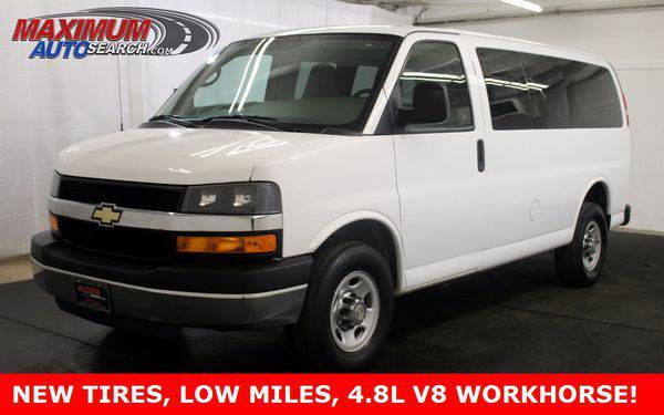 2014 *Chevrolet* *Express* *2500* LT - Call or TEXT! Financing Availab
