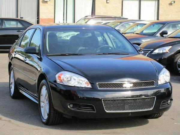 2013 *Chevrolet* *Impala* LTZ 4dr Sedan - EVERYONE IS APPROVED!!