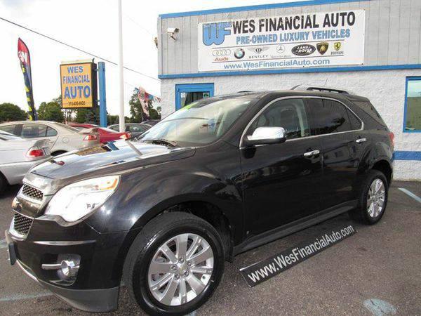 2010 *Chevrolet* *Equinox* LTZ AWD+LOADED+REAR CAMERA!!! ★ &#973