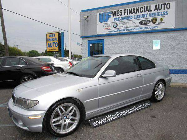 2004 *BMW* *3* *Series* 330Ci 2dr Coupe+LOADED+NAVIGATION!!! ★ &
