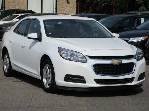 2016 *Chevrolet* *Malibu* *Limited* LT 4dr Sedan - EVERYONE IS APPROVE