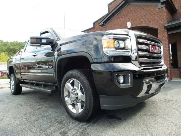 2015 GMC Sierra 2500HD All Terrain. Financing Available!!
