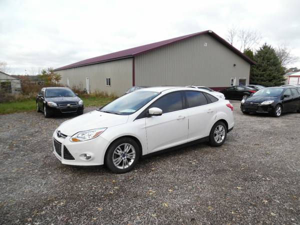 2012 Ford Focus - low miles