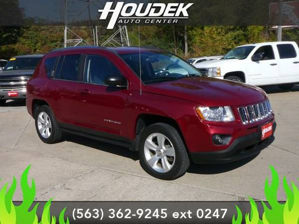 2012 *Jeep Compass* Sport 4WD - GOOD OR BAD CREDIT!