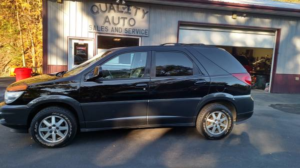 2002 REDEZVOUS CXL AWD 3RD ROW SEATING MOONROOF EXTRA CLEAN!!