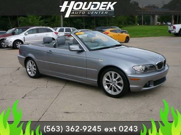 2006 *BMW 3-Series* 330Ci convertible - GOOD OR BAD CREDIT!