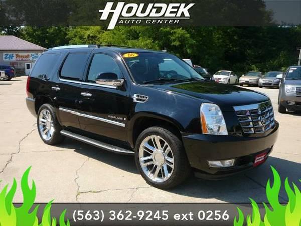 2008 *Cadillac Escalade* AWD - GOOD OR BAD CREDIT!