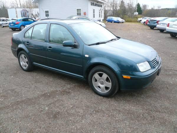 2001 VW Jetta