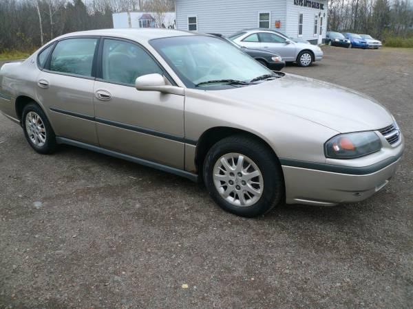2002 Chev Impala