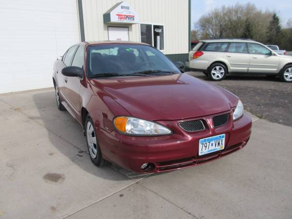 2005 PONTIAC GRAND AM SE SEDAN -ONLY 101K MILES-