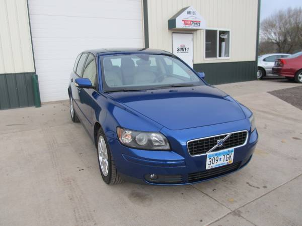 2006 VOLVO V50 2.5T WAGON -SHARP-LOADED-