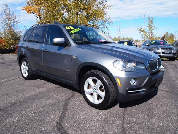 2008 BMW X5 3.0Si X-DRIVE AWD SPORTS SUV! NAVIGATION! HEATED LEATHER!
