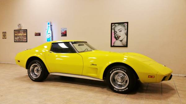 1975 Corvette Coupe