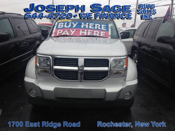 2008 Dodge Nitro - We have low monthly, down payments here!