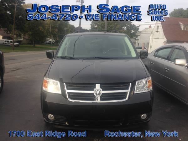 2010 Dodge Grand Caravan SXT - Get credit on like new cars here!