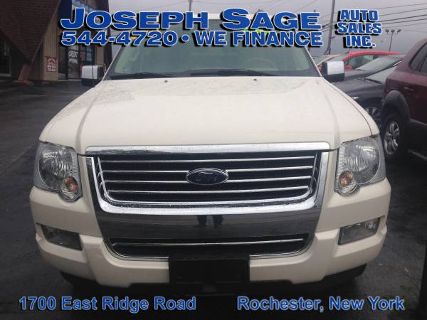 2007 Ford Explorer Limited - Get EASY credit here!