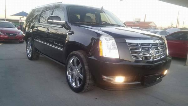 07 Cadillac EscaladeE ESV / No Credit? NO PROBLEM