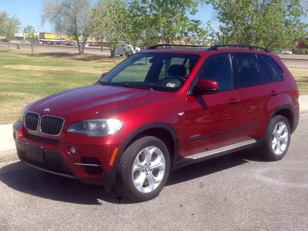 2011 BMW X5 3.5i 4X4 LUXURY SPORT SUV! REDUCED 28500 TO 24500