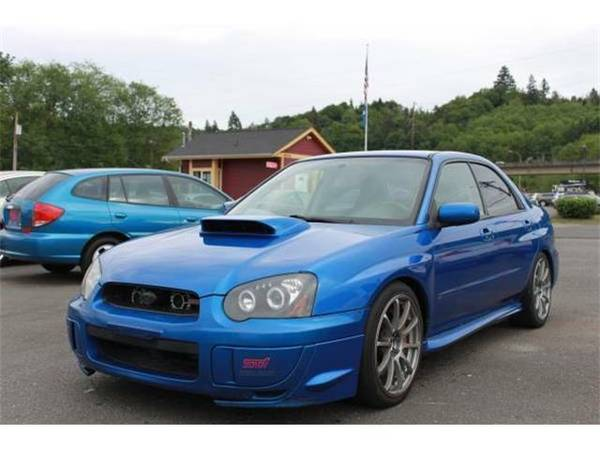 2004 Subaru WRX STI AWD ONLY $300 Down! BUY HERE PAY HERE