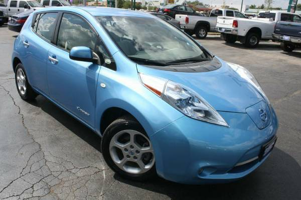 2012 Leaf-Elec Car, PRICE DROP- No Gas Needed, under full Warranty