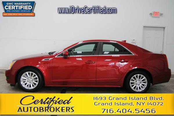 2012 *Cadillac CTS Luxury* AWD *We Finance*