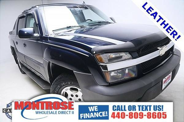 2006 Chevrolet Avalanche LS Truck Avalanche Chevrolet