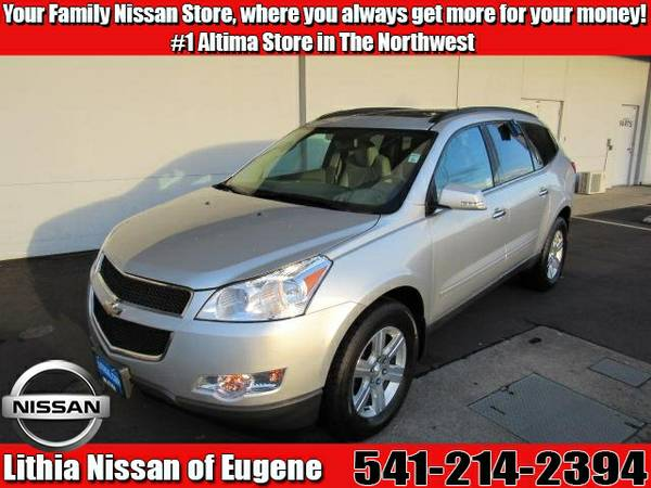2011 CHEVROLET TRAVERSE (1GNKVJED8BJ107233)