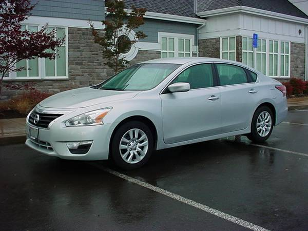 2014 NISSAN ALTIMA S SPORT SEDAN! FACTORY WARRANTY!
