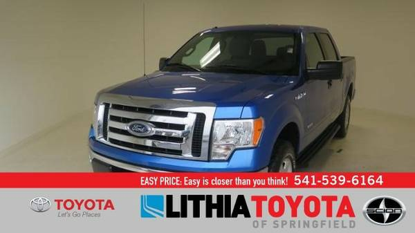 2012 Ford F-150 (You Save $1,128 Below KBB Retail)