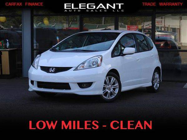 2010 *Honda* *Fit* Sport 45k miles CLEAN AUTOMATIC