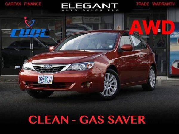 2009 *Subaru* *Impreza* 2.5i Premium SUPER CLEAN AWD 123K MILES