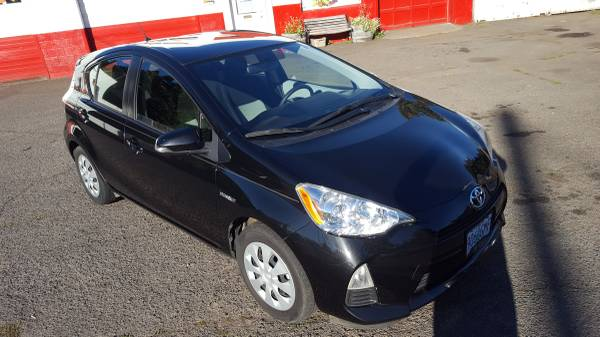 2013 Toyota Prius C, 51 MPG, Priced to Sell!, Great Shape