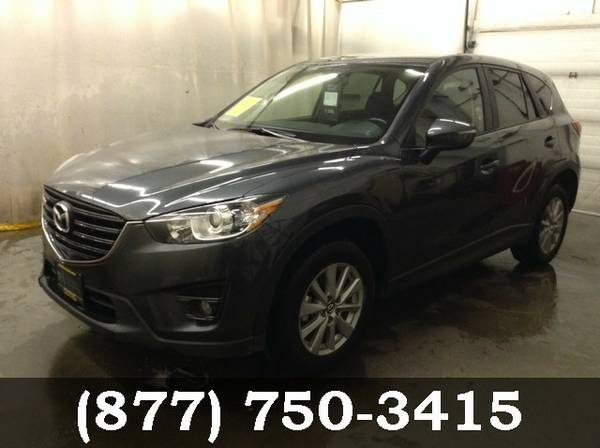2016 Chrysler CX-5 GRAY *PRICED TO SELL SOON!*