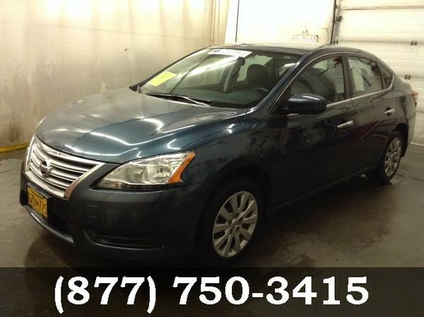 2015 Nissan Sentra BLUE Current SPECIAL!!!