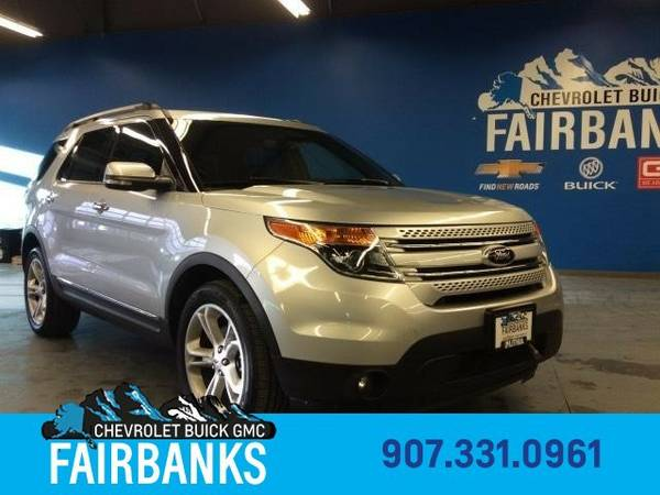 2013 Ford Explorer LIMITED (You Save $286 Below KBB Retail)