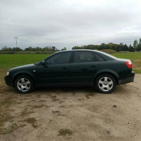 2003 Audi