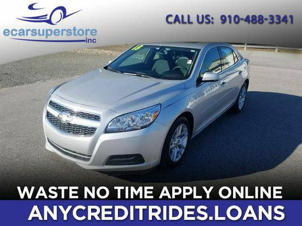 2013 *Chevrolet* *Malibu* 1LT You're Approved or Car is *Free*