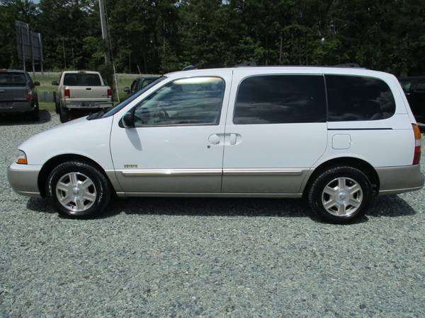 2001 Mercury Villager Estate, 3.3L V6, Roof, Leather, 160K, NICE!