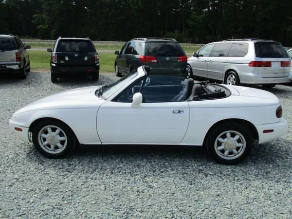 1993 Mazda MX-5 Miata Converitble, 1.6L 4Cyl, Cloth, 172K, NICE!