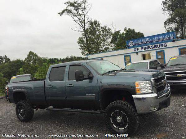 2010 *Chevrolet* *Silverado* *3500* CrewCab LTZ 4X4 - CALL/TEXT TODAY!