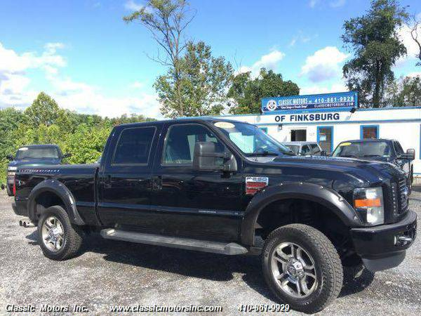 2008 *Ford* *F-250* CrewCab Harley-Davidson 4X4 - CALL/TEXT TODAY!