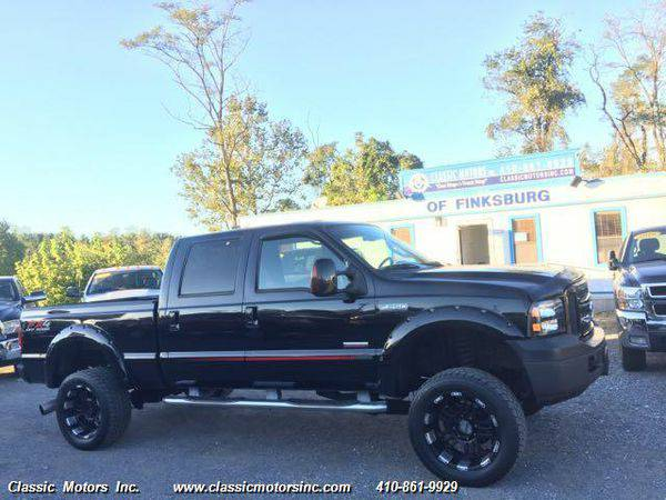 2007 *Ford* *F-250* CrewCab Lariat Outlaw 4X4 - CALL/TEXT TODAY!