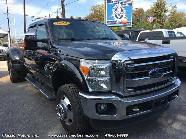 2014 *Ford* *F-350* Crew Cab Lariat 4X4 - CALL/TEXT TODAY!
