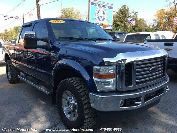 2010 *Ford* *F-350* CrewCab Lariat 4X4 - CALL/TEXT TODAY!
