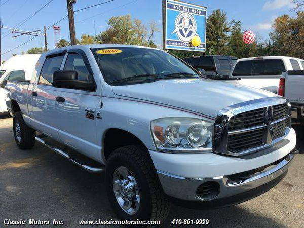 2008 *Dodge* *Ram* *2500* MegaCab SLT 4X4 - CALL/TEXT TODAY!