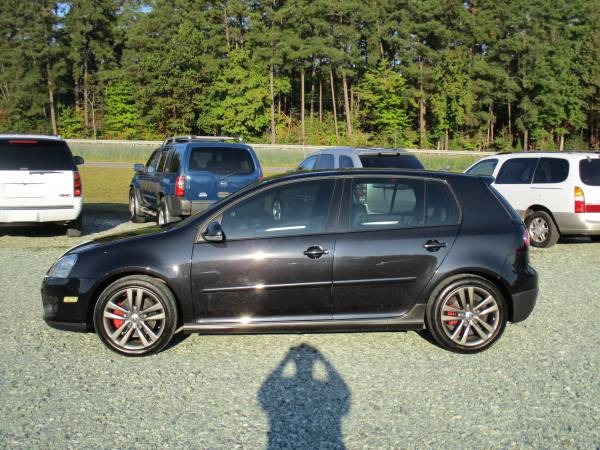 2009 VW GTI, 2.0L Turbo 4 cyl, Auto, 163K, Leather,Clean Carfax, NICE!