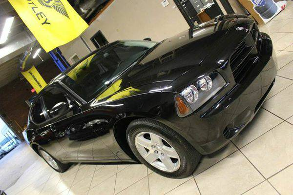 2007 *Dodge* *Charger* Base 4dr Sedan