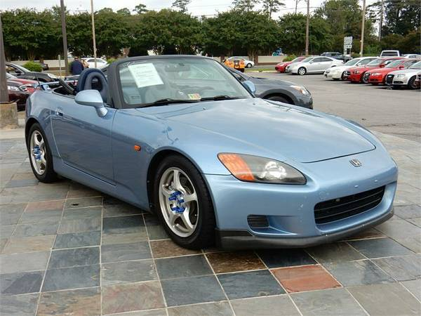 2003 HONDA S2000 --MILITARY $O DOWN FINANCING!_ALL CREDIT OK